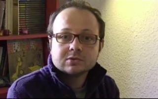 Martín Gómez, conversa sobre La izquierda reaccionaria
