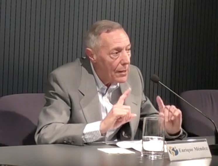 Enrique Méndez Vives