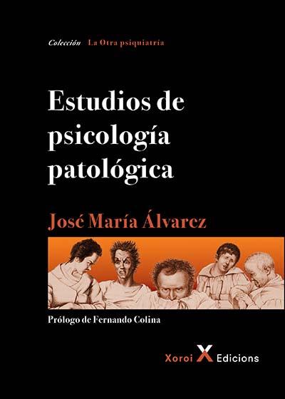 Portada del libro estudios de psicologia patologica de jmalvarez