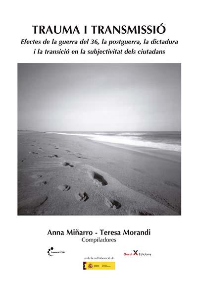 Portada del llibre Trauma y transmissió