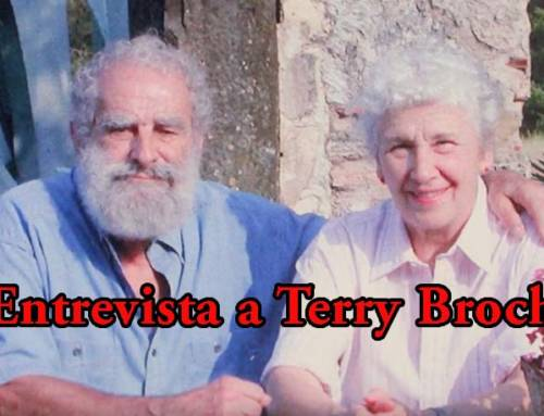 Mark Lodge entrevista a Terry Broch