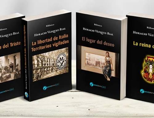 Lanzamiento de la «Biblioteca Horacio Vázquez-Rial»