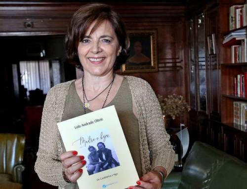 Nuevo libro de Lola Andrade Olivié
