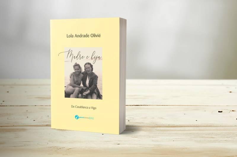 Nuevo libro de Lola Andrade