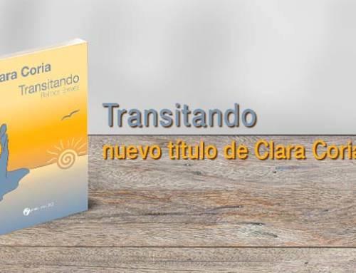 «Transitando», un nuevo título de Clara Coria
