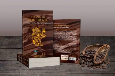 Historia del Chocolate de Nikita Harwich Vallenilla