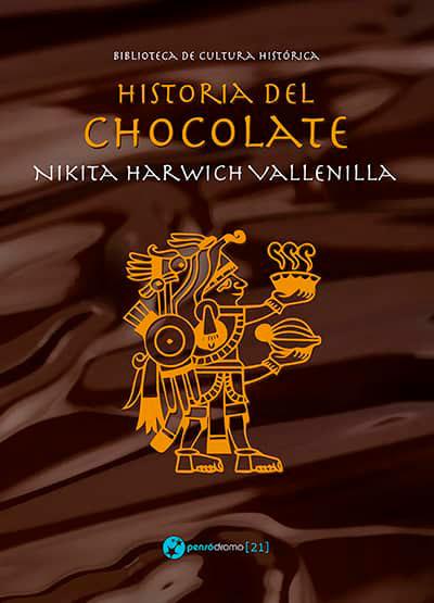 Historia del chocolate, de Nikita Harwich