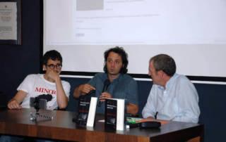 """Presentación """"Cosas que tu psiquiatra nunca te dijo"""" - Kepa Matilla con Javier Carreno y Carlos Rey"""