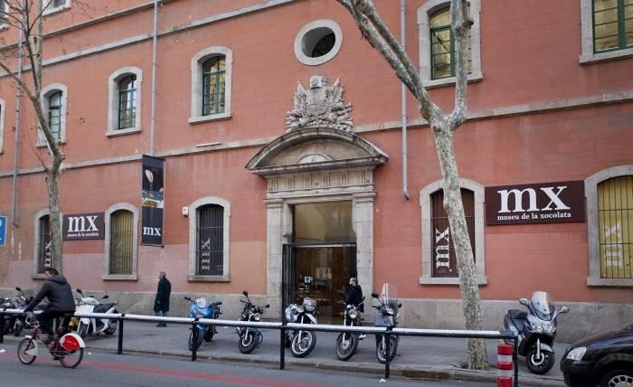 Presentación del libro Historia del chocolate, en el Museu de la Xocolata de Barcelona