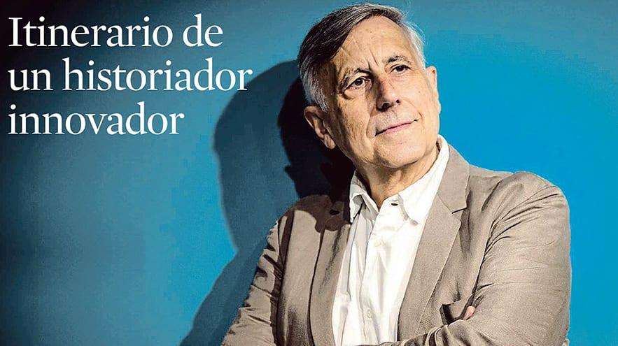 Esa sensación del oficio de historiador, José Enrique Ruiz-Doménec