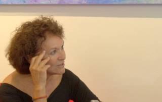 Entrevista a Christine Arnaud