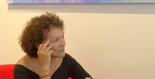"""Entrevista a Christine Arnaud, autora de """"La bolita de papel"""""""