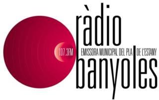 Laura Geli en Radio Banyoles