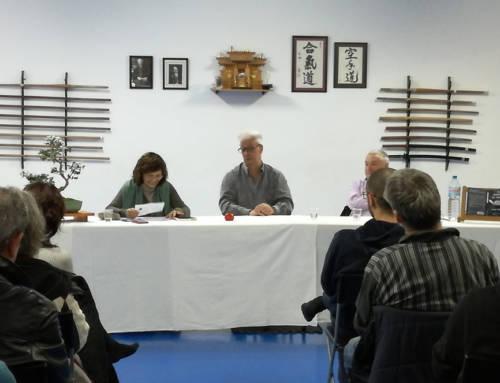 Presentación de «El aprendiz de aikido»