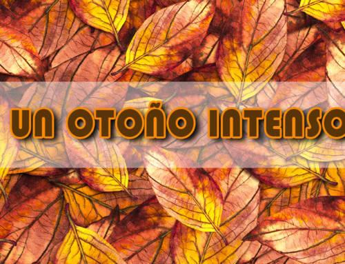 Un otoño intenso